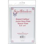 """Spellbinders Grand Calibur Junior Base Plate A 8.5""""X6""""-"""