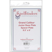 "Spellbinders Grand Calibur Junior Base Plate A 8.5""X6""-"