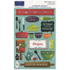 What's Cooking - Cardstock Stickers