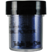 Twilight Blue Slate2 -Tone Embossing Powder, Lindy's Stamp Gang