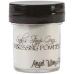 Angel Wings Ruby2 -Tone Embossing Powder, Lindy's Stamp Gang