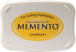 Dandelion - Memento Full Size Dye Ink Pad