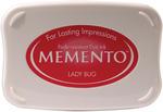 Ladybug - Memento Full Size Dye Ink Pad