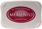 Rhubarb Stalk - Memento Full Size Dye Ink Pad