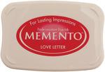 Love Letter - Memento Full Size Dye Ink Pad