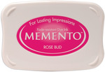 Rose Bud - Memento Full Size Dye Ink Pad