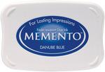 Danube Blue - Memento Full Size Dye Ink Pad