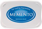 Bahama Blue - Memento Full Size Dye Ink Pad