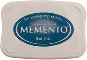 Teal Zeal - Memento Full Size Dye Ink Pad