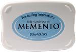 Summer Sky - Memento Full Size Dye Ink Pad
