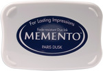 Paris Dusk - Memento Full Size Dye Ink Pad