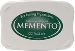 Cottage Ivy - Memento Full Size Dye Ink Pad