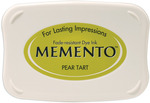 Pear Tart - Memento Full Size Dye Ink Pad