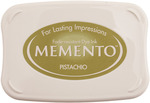 Pistachio - Memento Full Size Dye Ink Pad