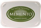 Bamboo Leaves - Memento Full Size Dye Ink Pad
