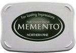 Northern Pine - Memento Full Size Dye Ink Pad