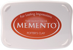 Potter's Clay - Memento Full Size Dye Ink Pad