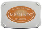 Peanut Brittle - Memento Full Size Dye Ink Pad