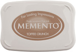 Toffee Crunch - Memento Full Size Dye Ink Pad