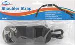 Black - Stow & Go Storage Bin Shoulder Strap