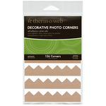 Kraft - Decorative Photo Corners 126/Pkg