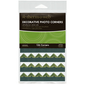 Gold - Decorative Photo Corners 126/Pkg