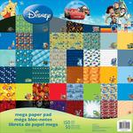 """Boy - Disney Mega Paper Pad 12""""X12"""" 150/Pkg"""