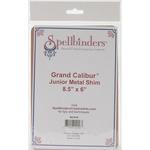 """Spellbinders Grand Calibur Junior Metal Shim 8.5""""X6"""""""