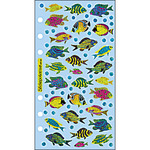 Funky Fish - Sticko Classic Stickers