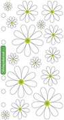Daisies - Sticko Classic Stickers