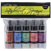 Victorian Bouquet Starburst Sprays Set - Lindy's Stamp Gang