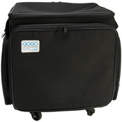 """20""""x17""""x14"""" Black - GOGO 300 Crafter Rolling Tote"""