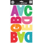 Tiny Prints - Large Alphabet Stickers
