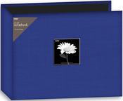 Blue Fabric 3-Ring Binder 12 x 12 Album
