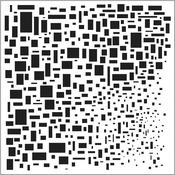 "Mini Cubist - Crafter's Workshop Template 6""X6"""