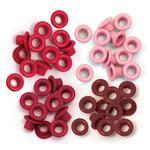 Red - Eyelets Standard 60/Pkg
