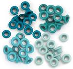 Aqua - Eyelets Standard 60/Pkg