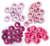 Pink - Eyelets Standard 60/Pkg