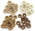 Brown - Eyelets Standard 60/Pkg