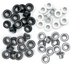Gray - Eyelets Standard 60/Pkg