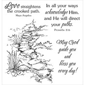 Guided Path - Inky Antics Clear Stamp Set
