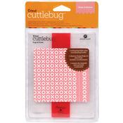 Hugs & Kisses - Cuttlebug A2 Embossing Folder/Border Set