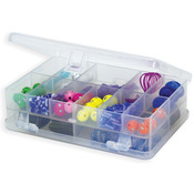 Creative Options Micro Double Utility Box 14 Compartment
