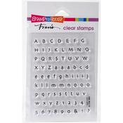 Tiny Alphabet - Stampendous Perfectly Clear Stamps