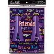 "Friends - Mini Photo Album 4""X6"" Holds 24 Photos"