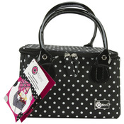 Multicolor Polka Dots - Creative Options Crafter's Tapered Tote