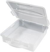 Translucent - Stow & Go Storage Bin