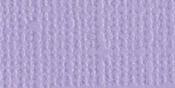 """Wisteria/Canvas Cardstock 8.5""""X11"""" - Bazzill"""