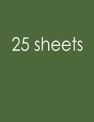 "Kiwi Crush/Smoothies Cardstock 8.5""X11"" - Bazzill"