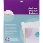 Tabbed Dividers With Labels - Cropper Hopper  - Advantus
